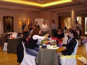 Kick Off Meeting: Projekt Team Spirit