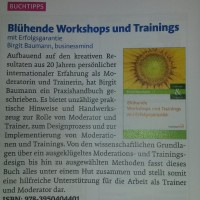 Buchtipp Trainings