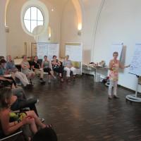 Training Großgruppenmoderation - BusinessMind Sommerakademie