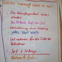 Welche Learnings nehmt ihr mit?