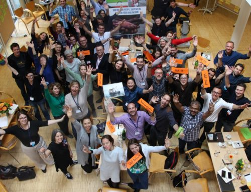 "Moderationstipps für Projekt Kick-Off Meetings (Beispiel EU-Projekt ""Fish Forward 2"")"