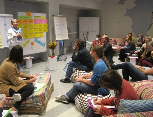 Prototyp, Persona, und ganz, ganz viele Post-Its – Die 2. BusinessMind Alumni Lounge