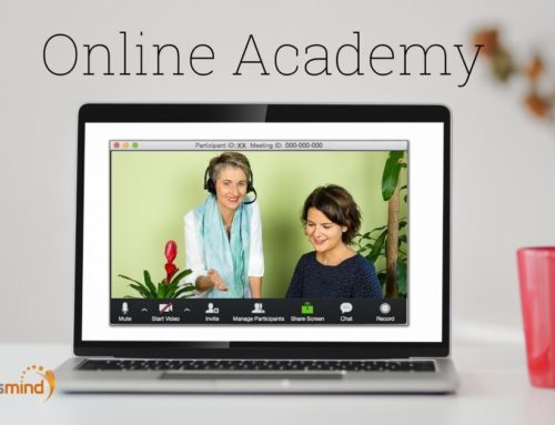 Lots of inspiration for online moderation: The 1st BusinessMind Online Academy